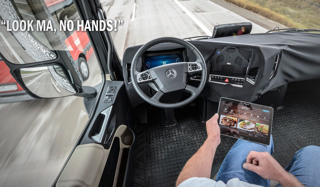 Why Every Truck Driving Job Will Disappear In The Next 5 Years