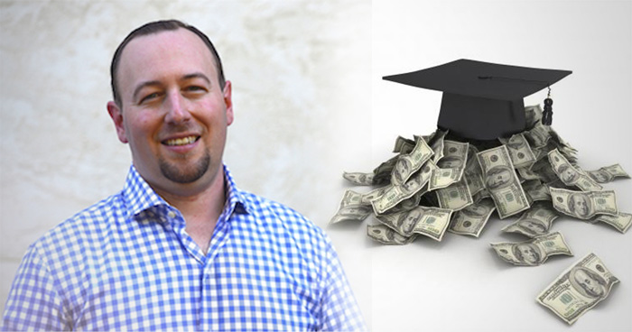 (29) Robert Farrington Reveals How To Eliminate Student Loans & Become Financially Independant